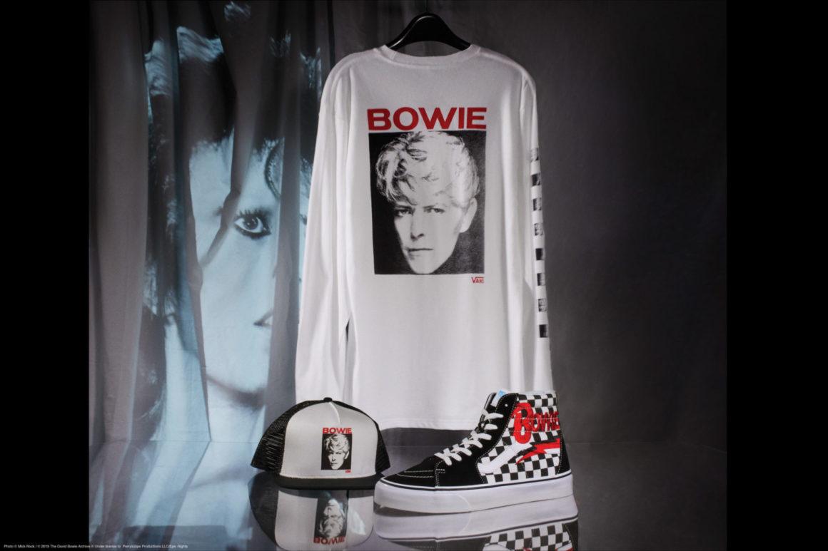 David Bowie x Vans