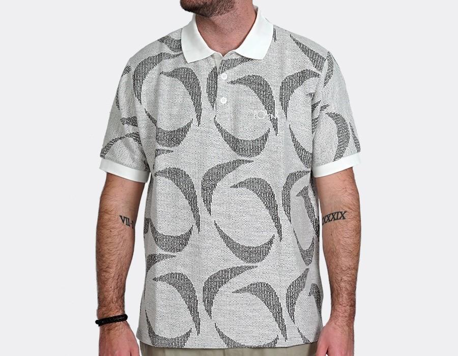 Polar Patterned Polo Shirt