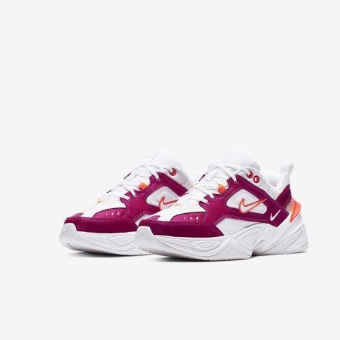 Nike M2K Tekno Crimson White