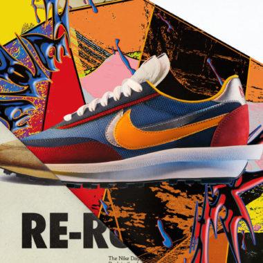 sacai x Nike LDV/Waffle Daybreak