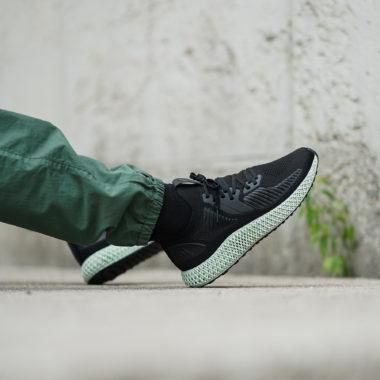 adidas Alphaedge 4D Core Black/Carbon