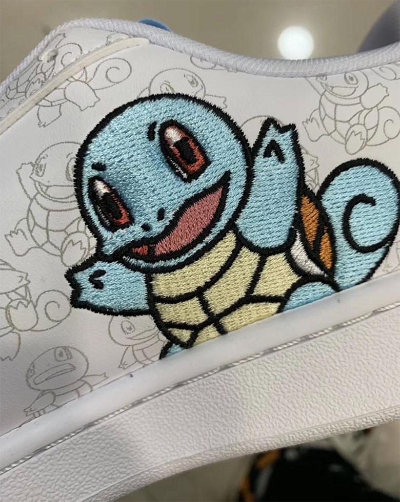 adidas Campus Pokemon Carapuce