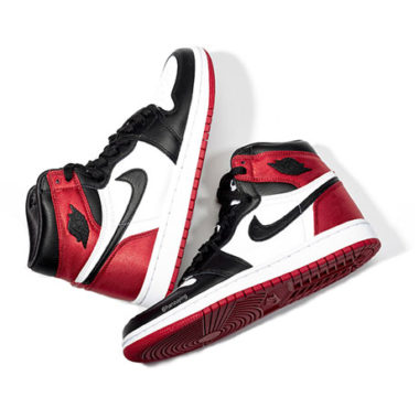 air jordan wmns 1 satin bred