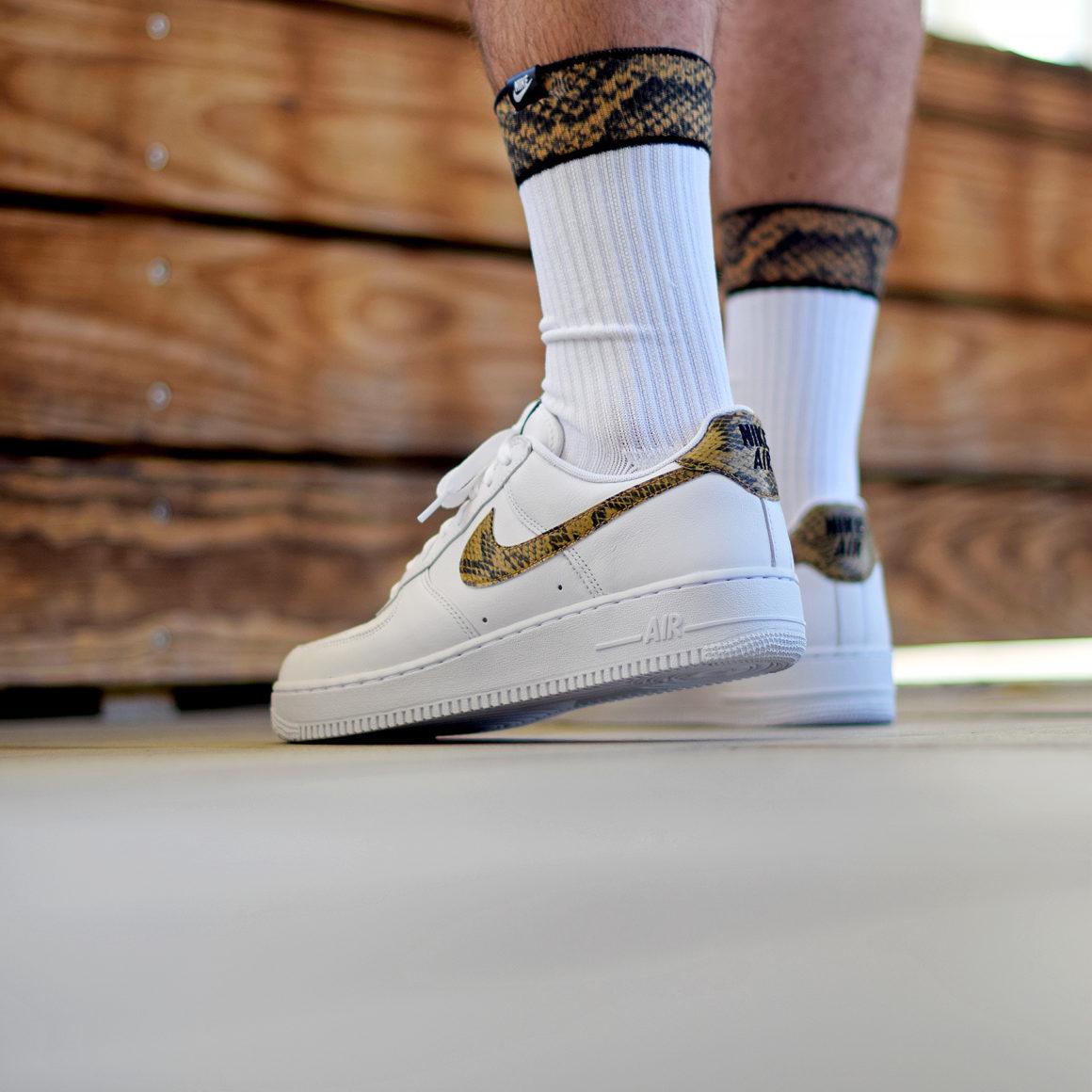Nike Air Force Low 1 Qs Premium dhrCxstQ