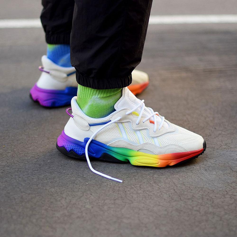 adidas pride ozweego