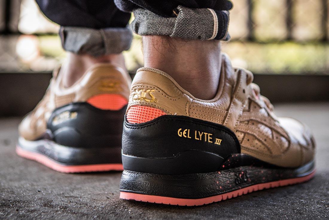 meilleur service 95a3a 8670a Sneaker Freaker x ASICS GEL-Lyte III