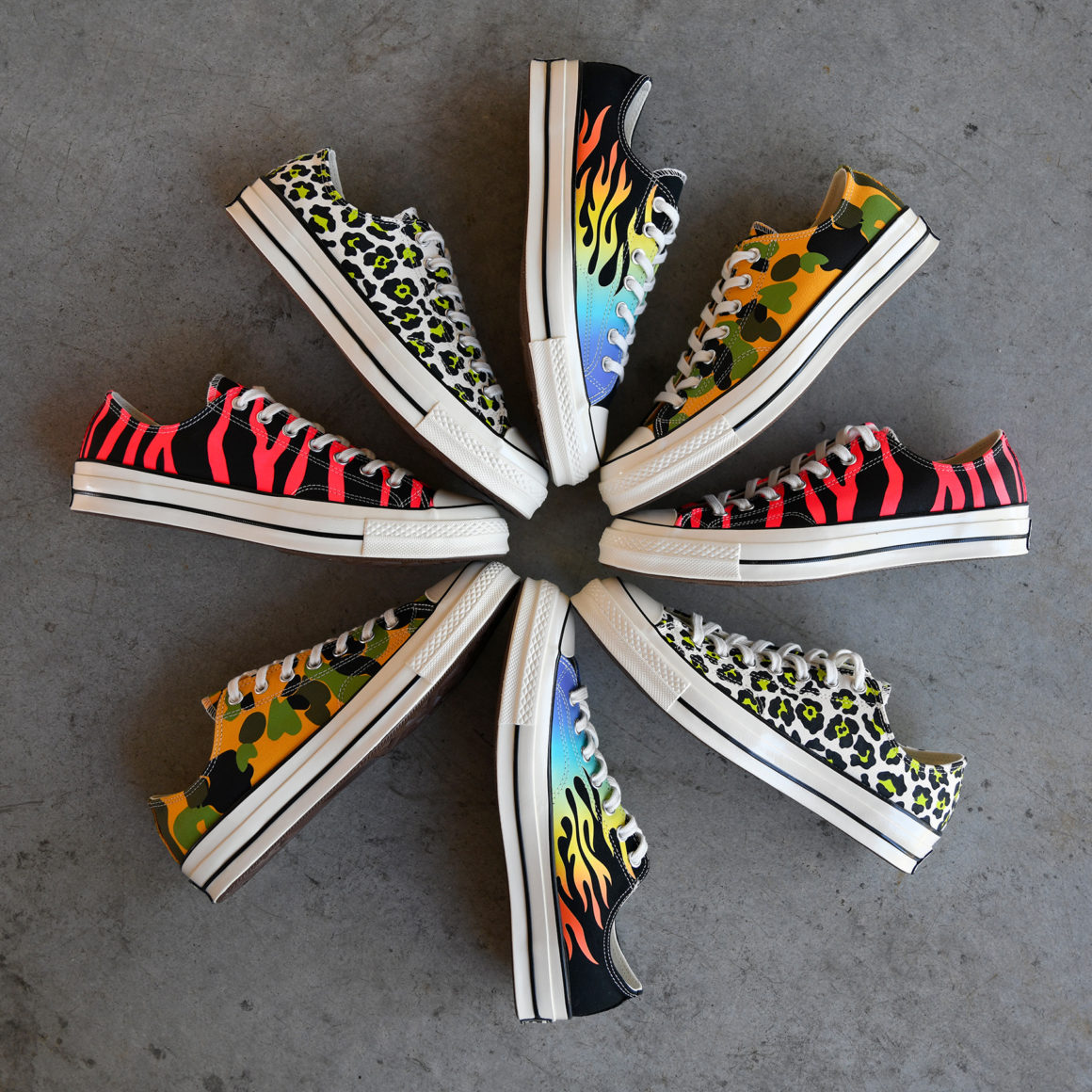 Converse Chuck 70 Archive Print Pack