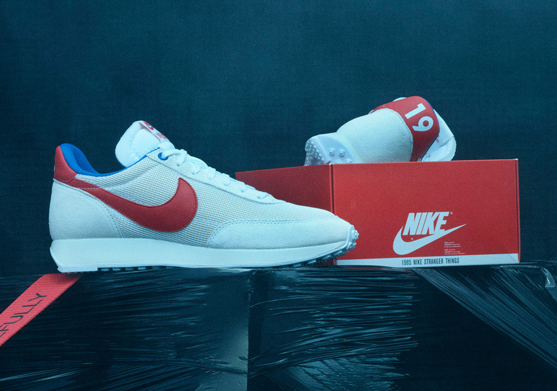 Collection Stranger Things x Nike