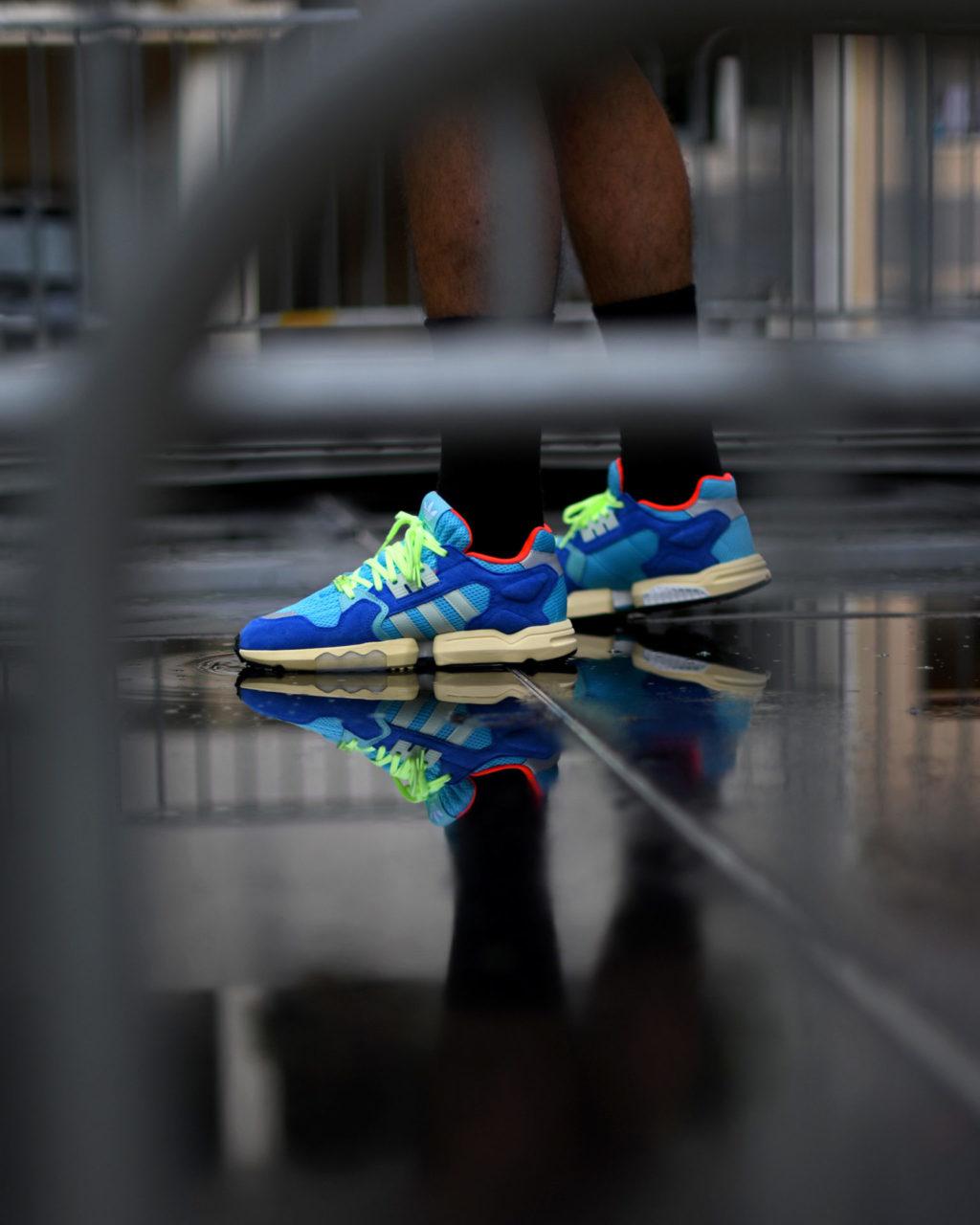 tortion adidas zx