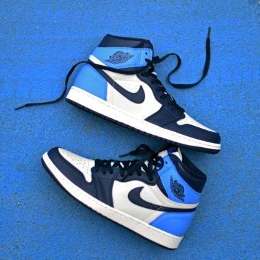 sneakers nike jordan femme