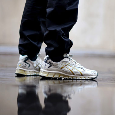 Asics Gel Kayano 5 OG 360 Cream/Rich Gold