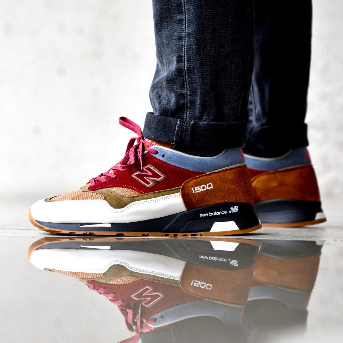 new balance 1500 marron