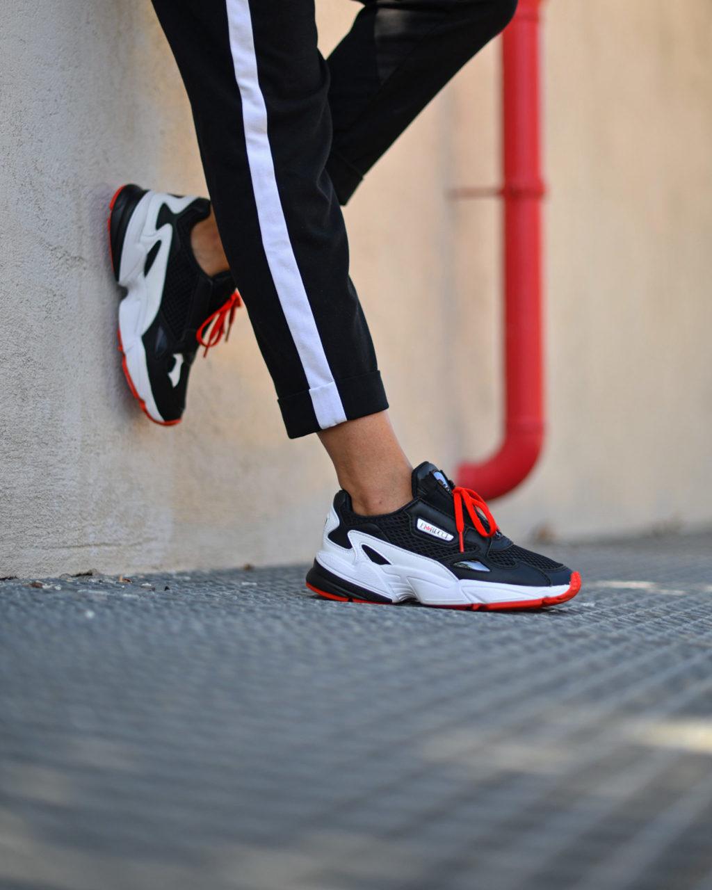 Fiorucci x adidas W Falcon Zip