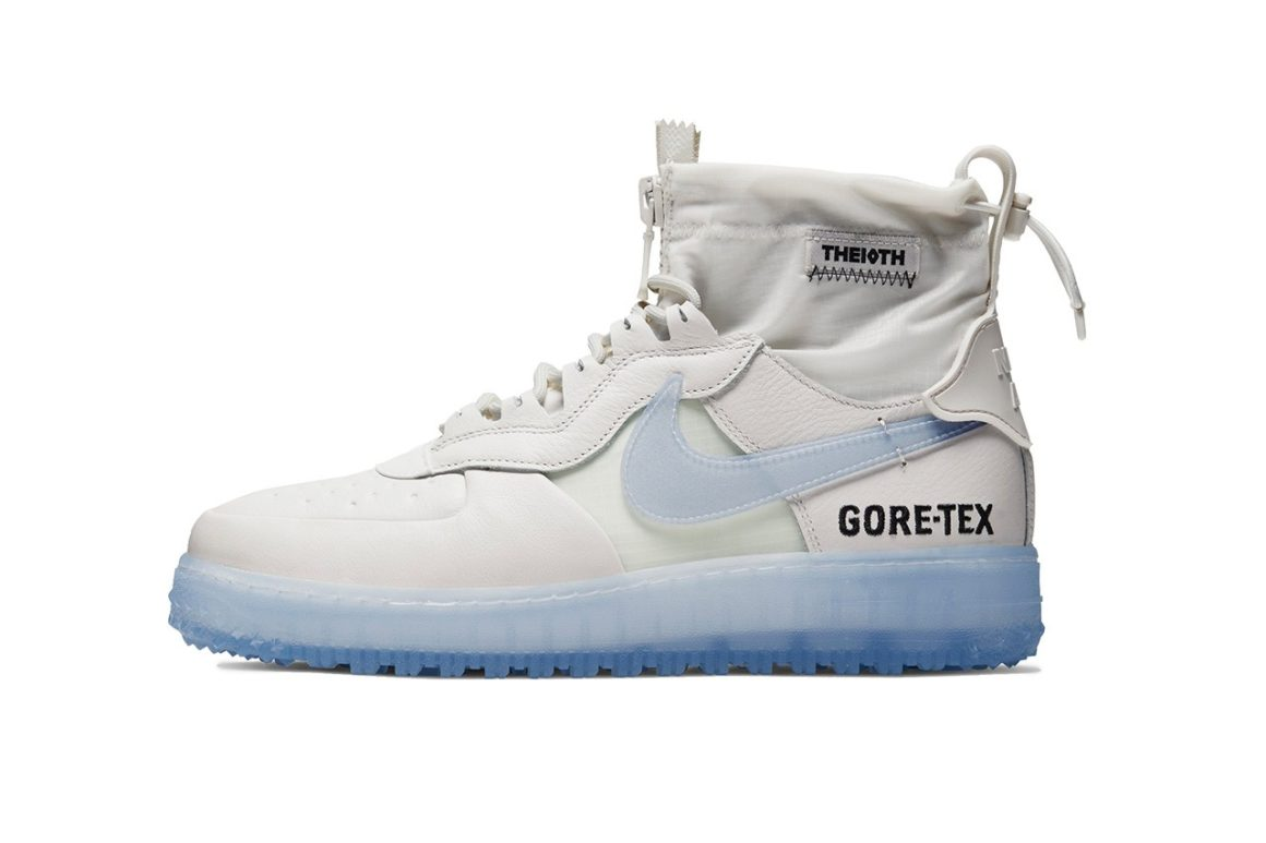 Collection Nike Air Force 1 Gore Tex