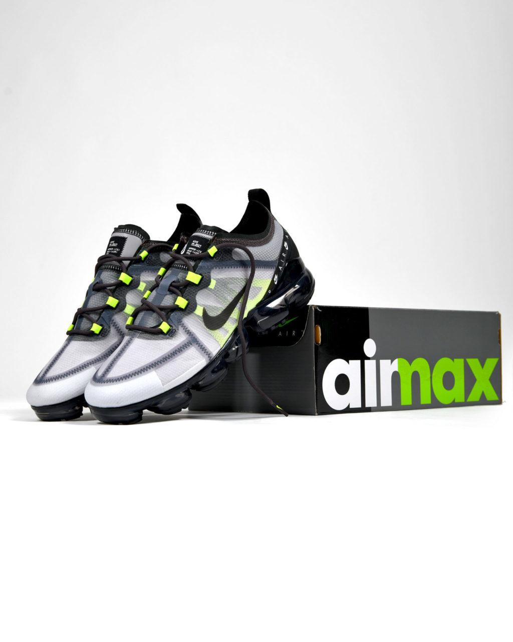 Nike Air Vapormax 2019 Neon