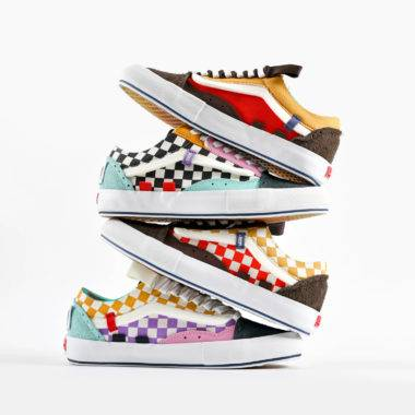 VANS OLD SKOOL CHECKERBOARD INSTAGRAM Vans, DC, Nike SB
