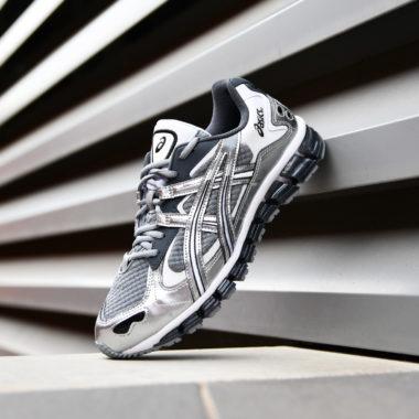 Asics Gel Kayano 5 360 Silver