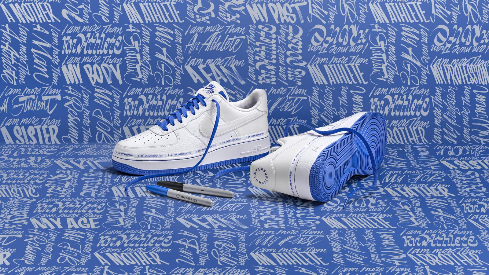 Nike air force 1 see through white yellow   Nike shoes air
