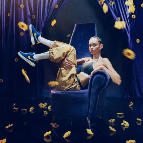 Olivia Kim Nike No Cover Collection
