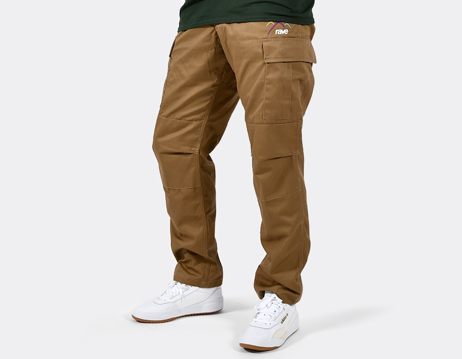 Rave Skateboards Summit Cargo Pants