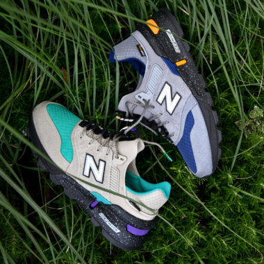 New Balance 997S Cordura Pack
