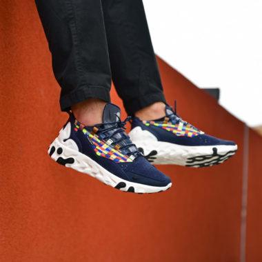 Nike React Sertu Navy/Multicolor