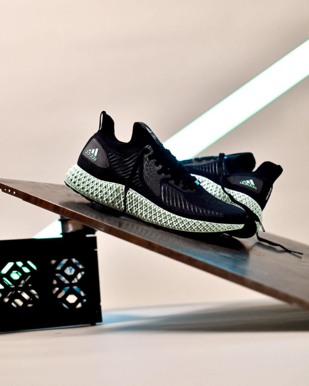 adidas x Star Wars Alphaedge 4D Death Star | 43einhalb Sneaker Store