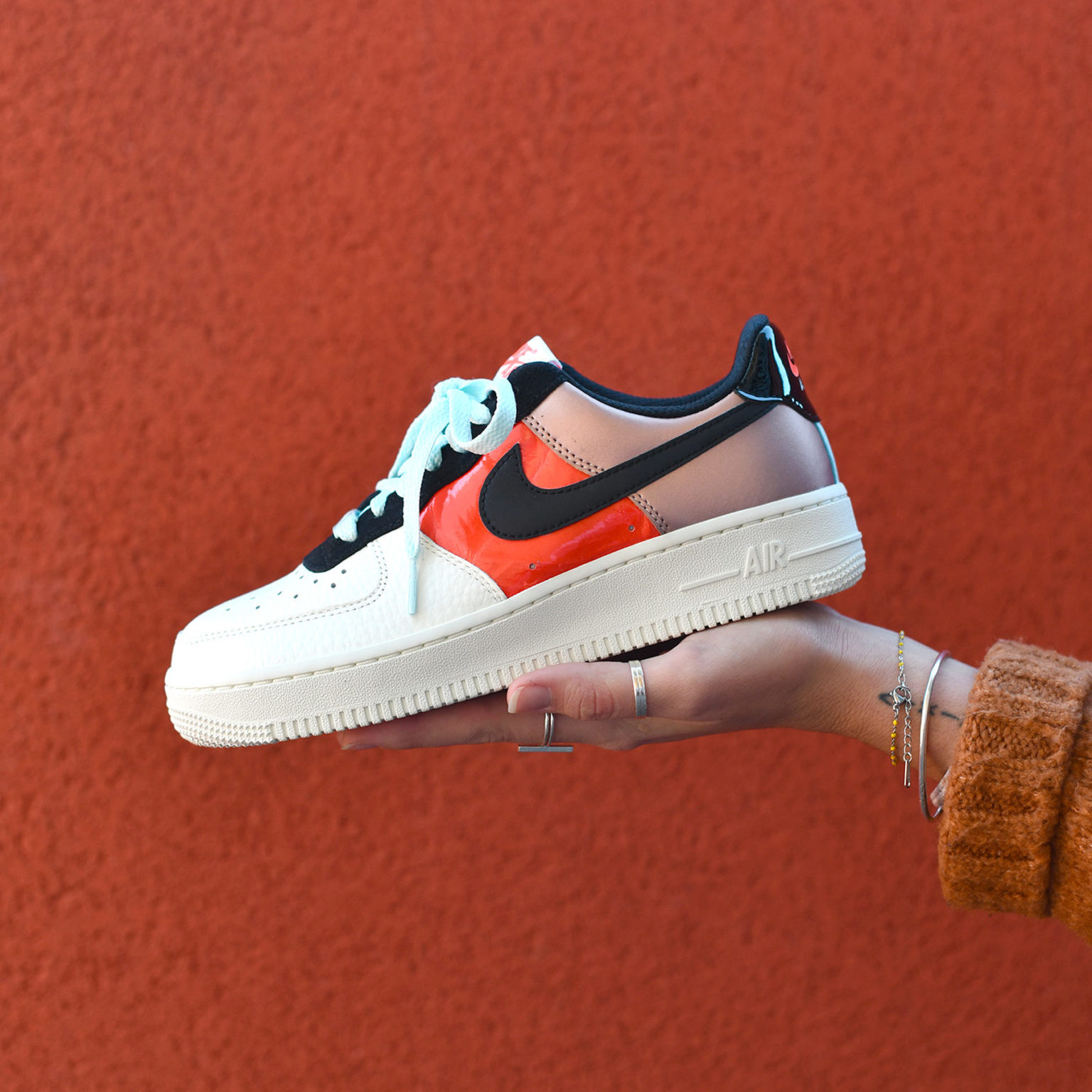 nike homme air force 1 bronze