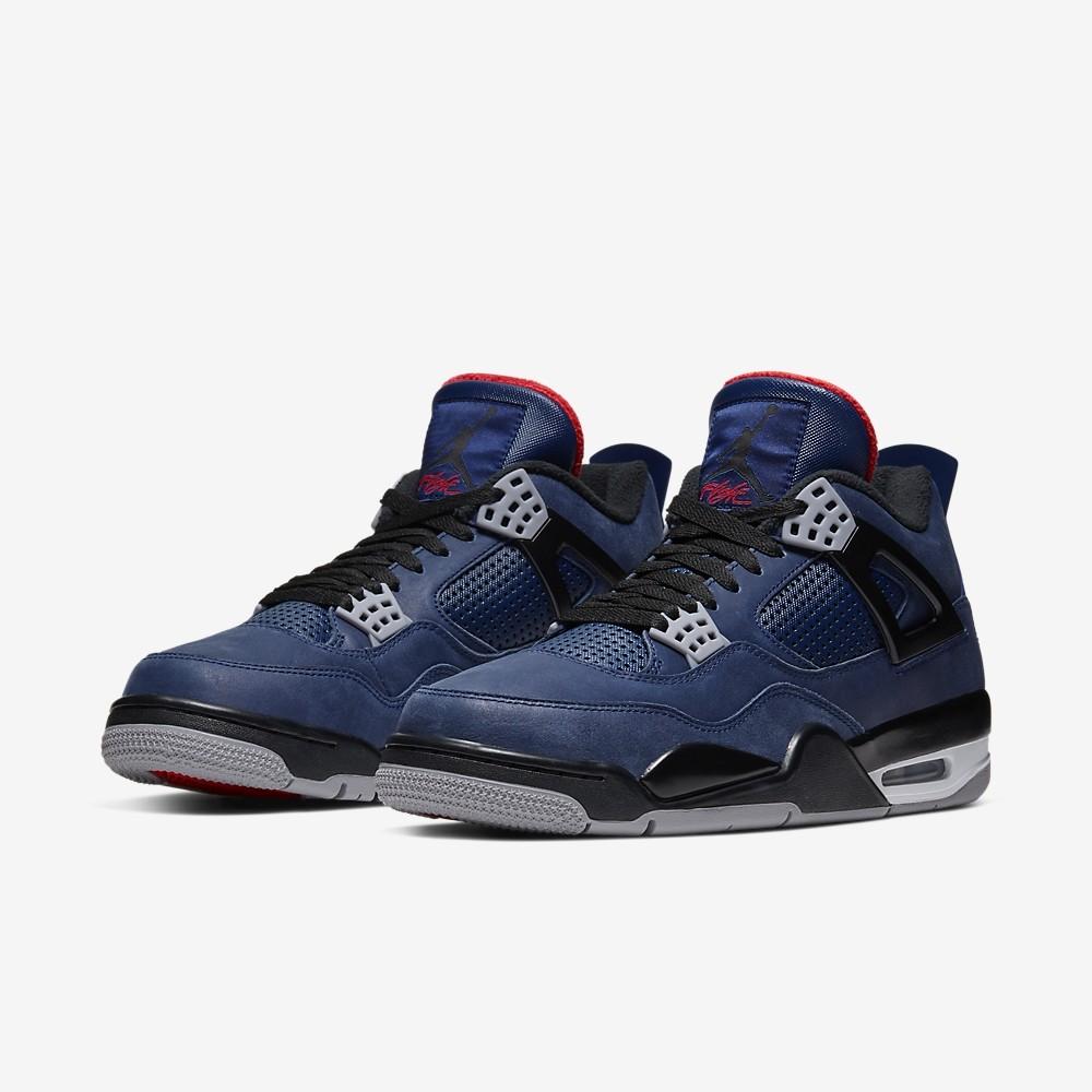 Air Jordan 4 Retro Winter Loyal Blue