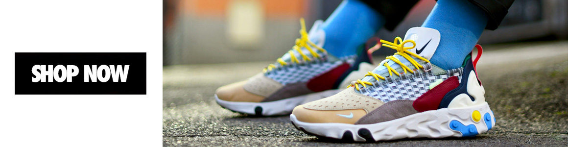 Pub Nike React Sertu Multi