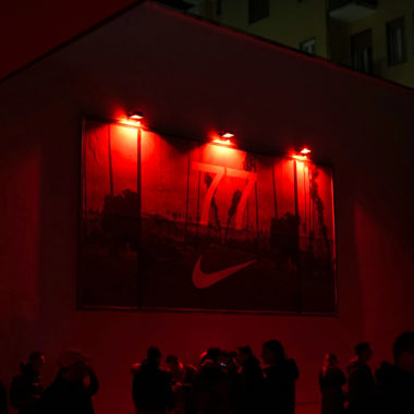 Slam Jam Nike Blazer Milan Spazzio Maiocchi