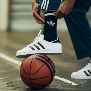 adidas Superstar White/Black