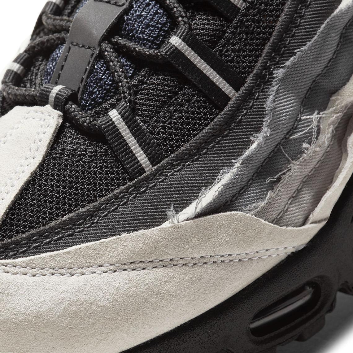 Comme des Garçons x Nike Air Max 95