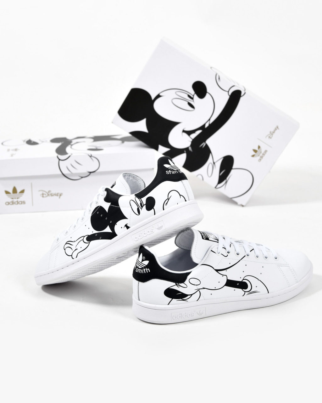 """Collection Mickey Mouse x adidas """"Year of the Rat"""""""