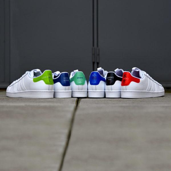 adidas Superstar CNY Pack
