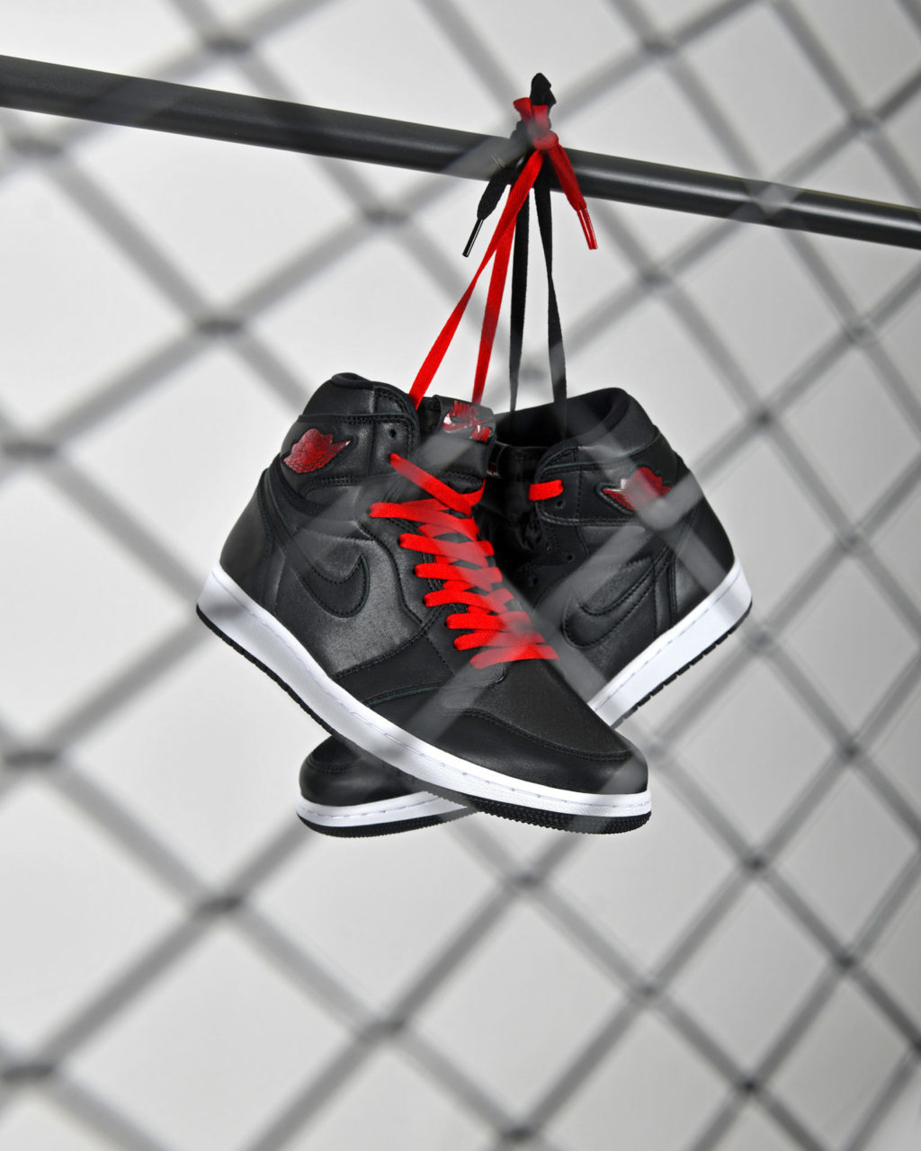 Air Jordan 1 OG Black Gym Red