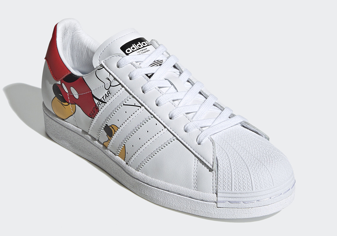 "Collection Mickey Mouse x adidas ""Year of the Rat"""