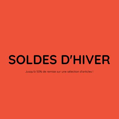 Soldes Hiver FENOM