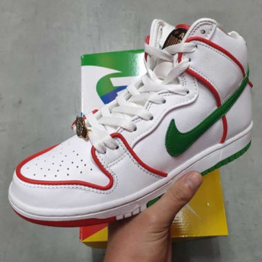 Paul Rodriguez Nike SB Dunk High Mexican Boxing