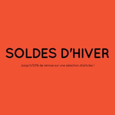 Soldes d'Hiver 2020