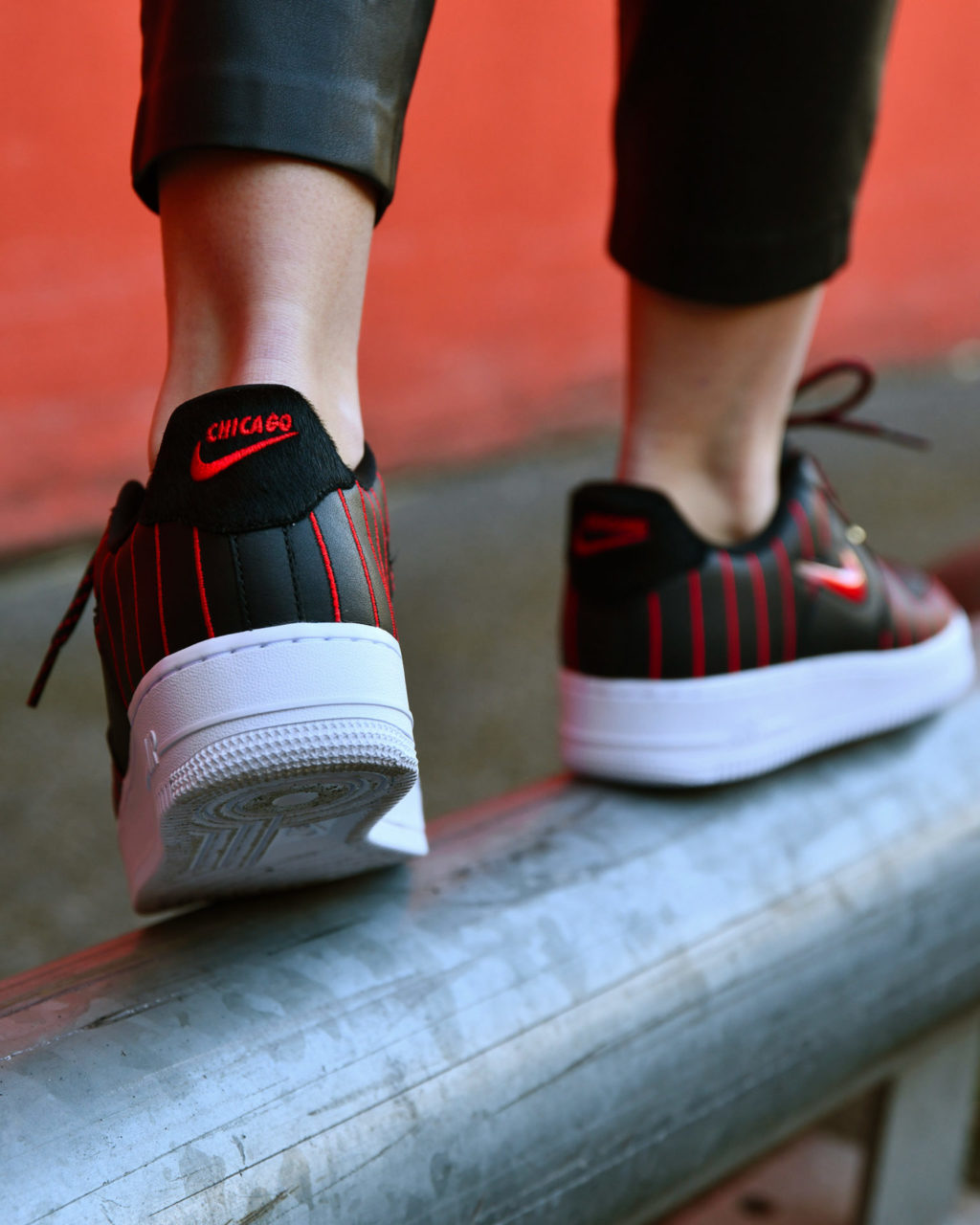 Que vaut la Nike Air Force 1 Jewel QS Chicago Pinstripe