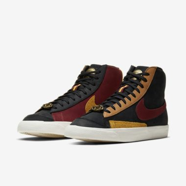 Nike Blazer Mid 77 QS Black/Team Red
