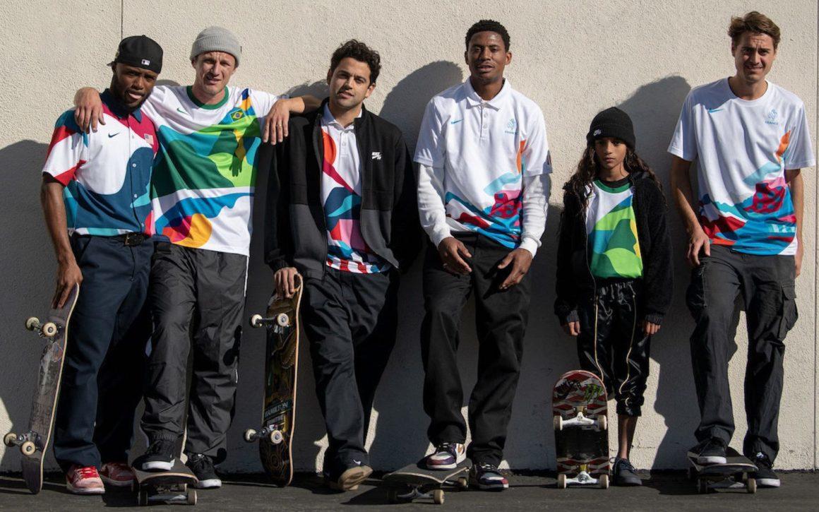 Parra X Nike SB Tokyo Olympics