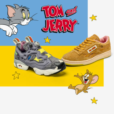 Tom and Jerry x Reebok