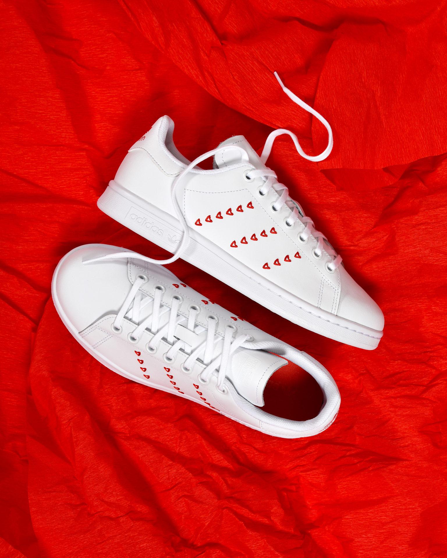 adidas stan smith saint valentin