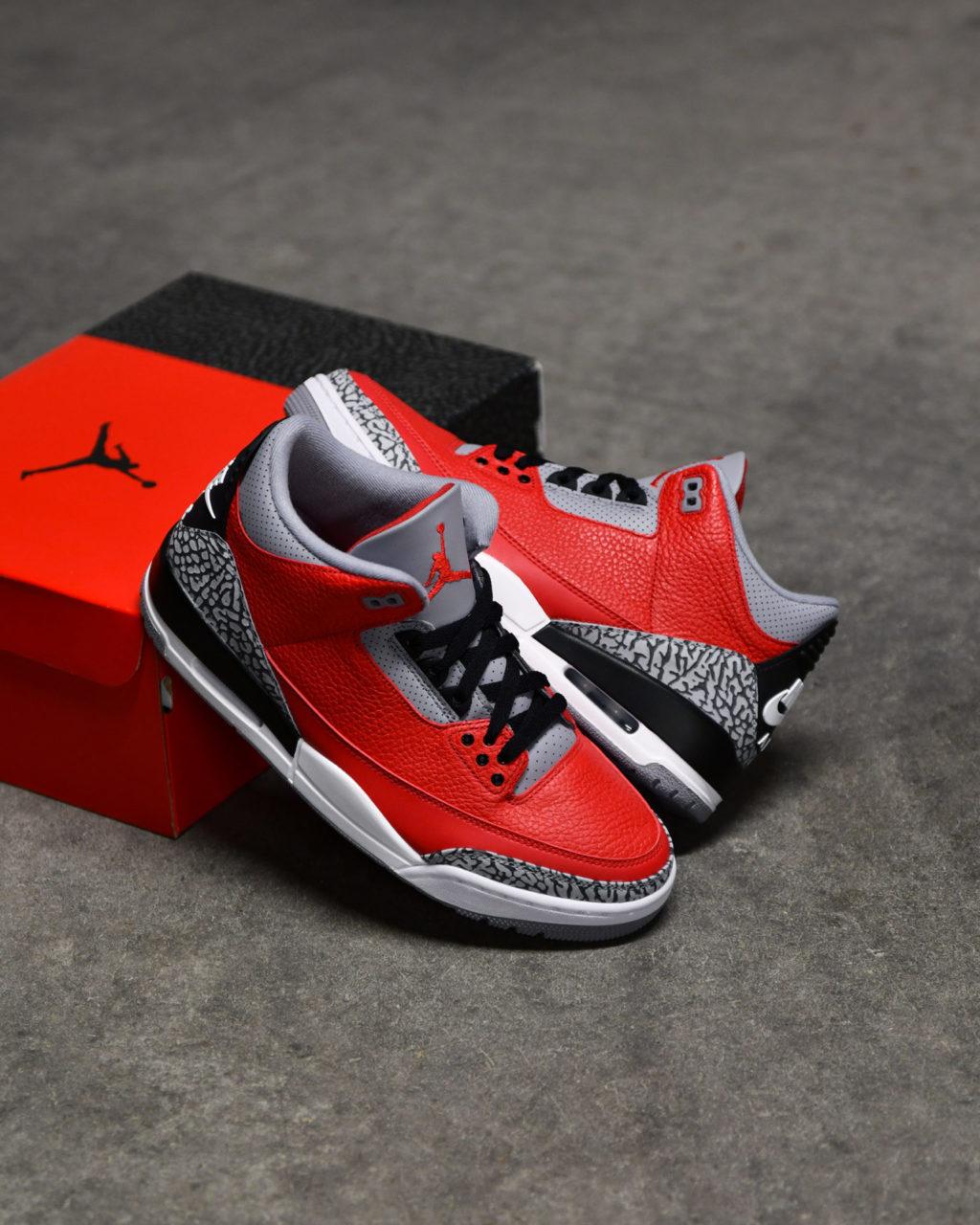 "Air Jordan 3 ""Chicago All Star"" 2020"