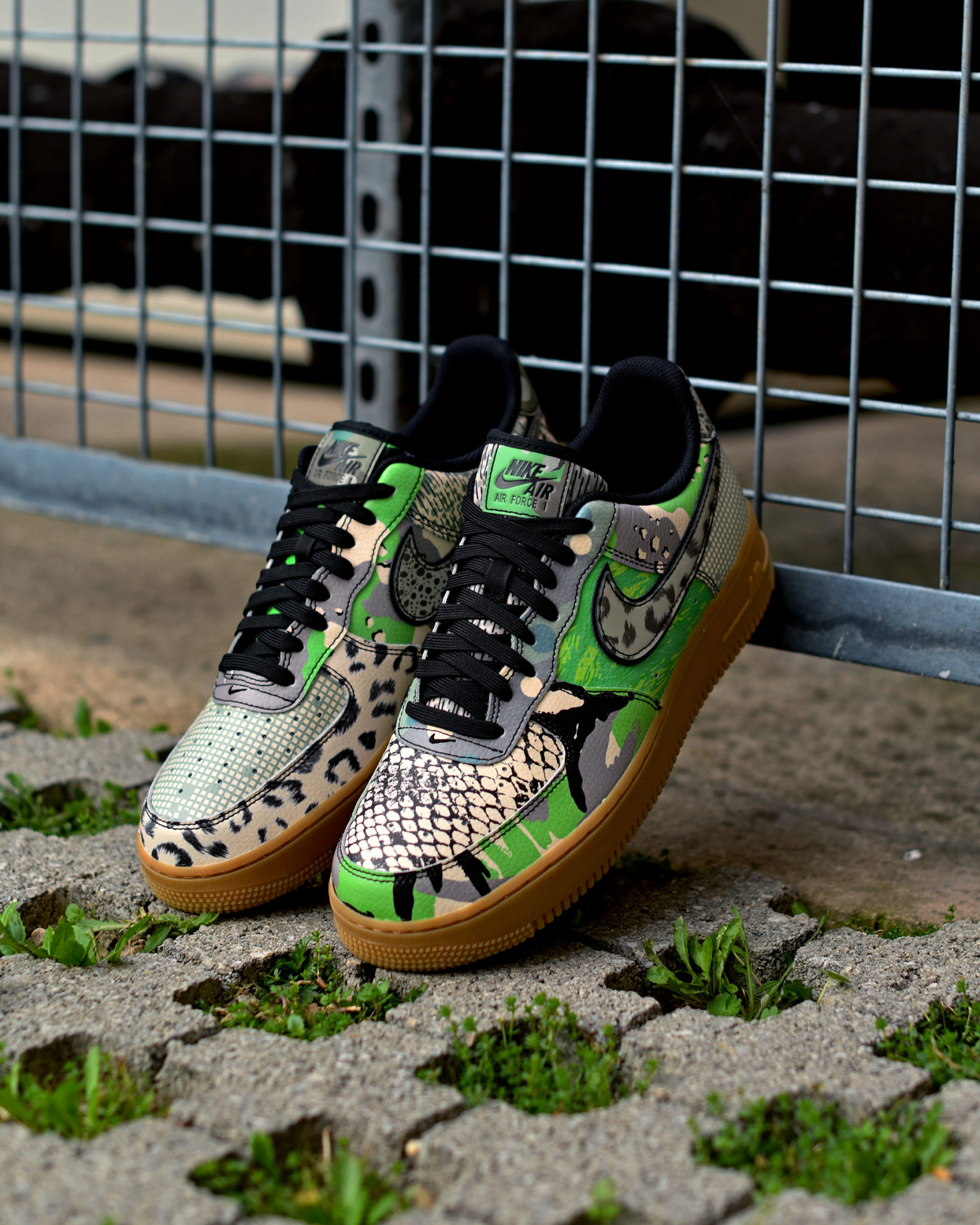 Nike Air Force 1 Low City Of Dreams Green Le Site de la