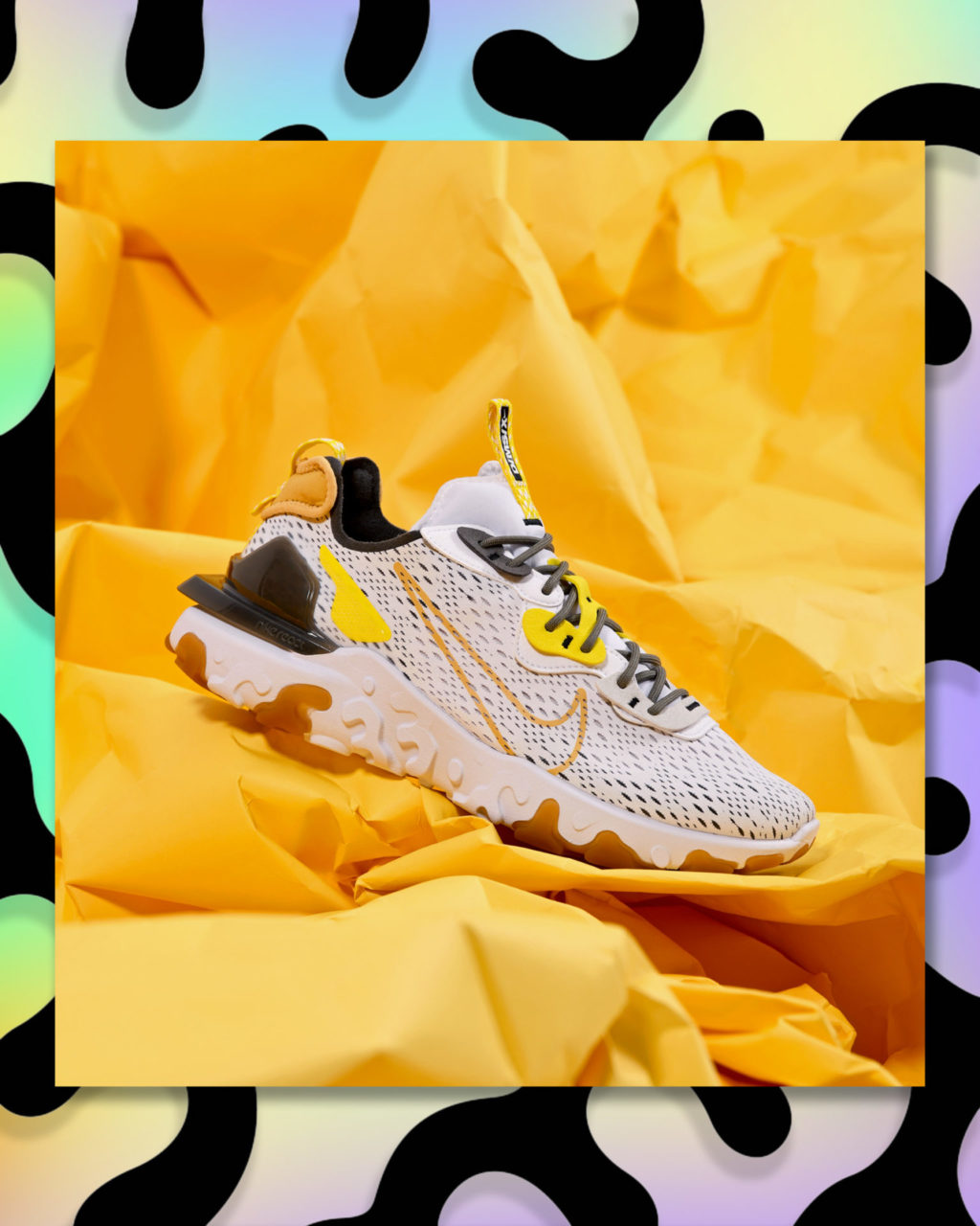 Nike React Vision Honeycomb