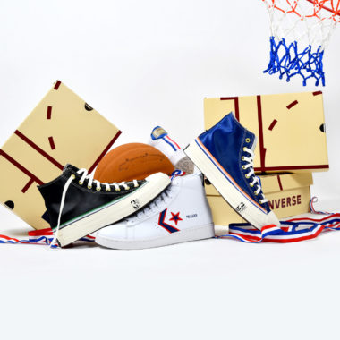 Converse Breaking Down Barriers