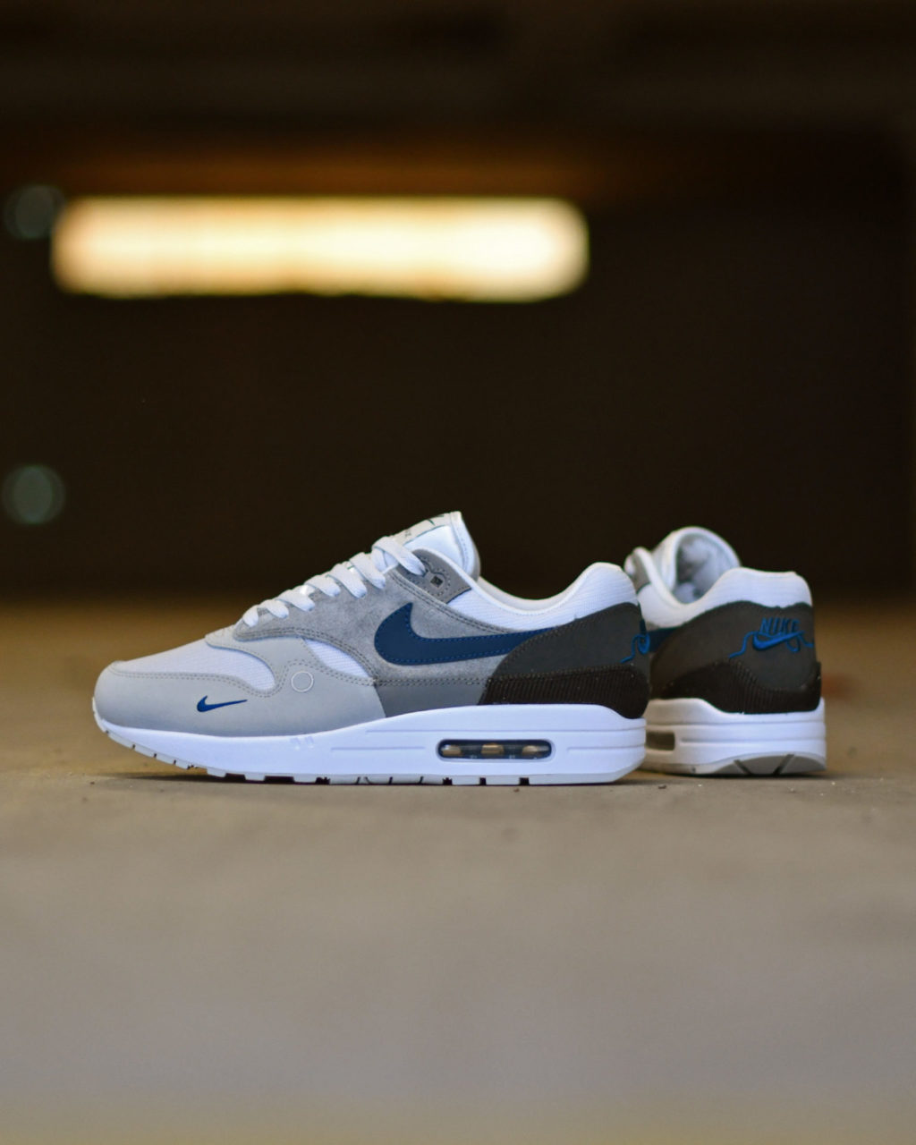 "Nike Air Max 1 City Pack ""London & ""Amsterdam"""